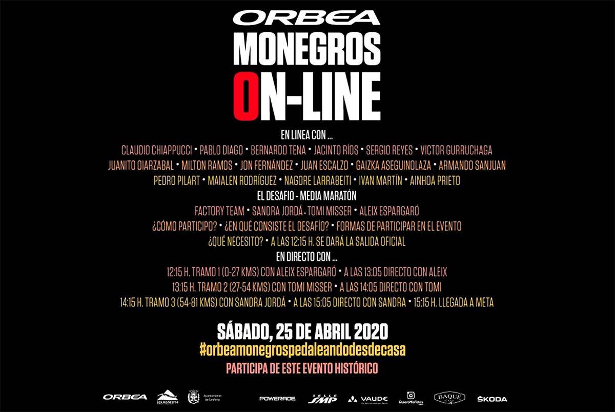 Orbea Monegros Online