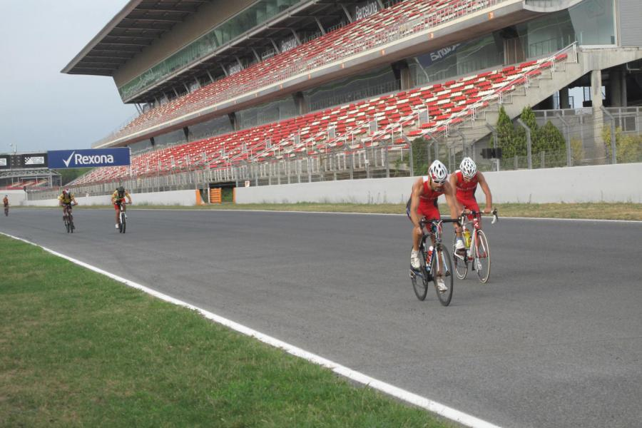 Bicicletas Circuit de Barcelona Catalunya