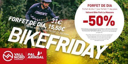 Bike Friday Vallnord Pal Arinsal 2020
