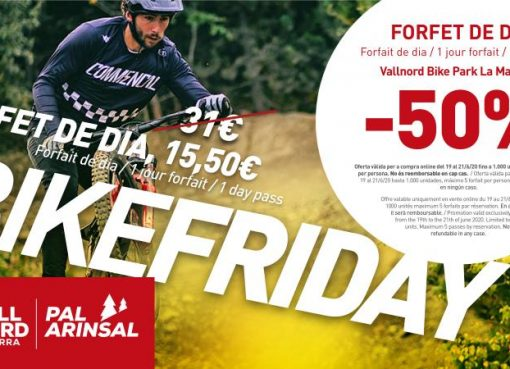 Bike Friday Vallnord Pal Arinsal 2020