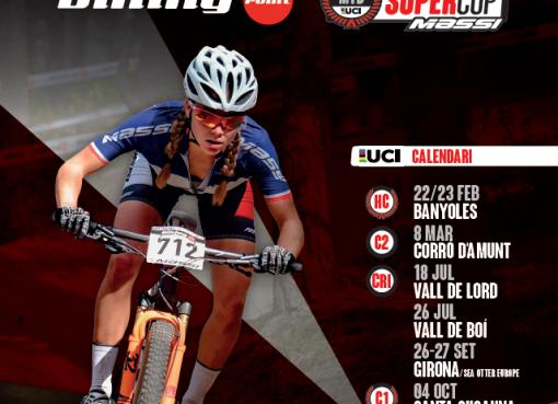 Copa Catalana Internacional Biking Point y la Super Cup Massi
