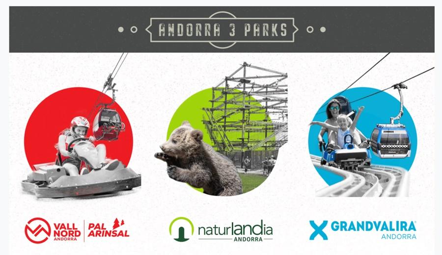 Andorra 3 parks