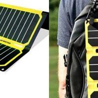 Cargador solar SUNMOOVE®, de Solar Brother