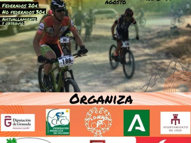 El Open de Andalucía BTT Media Maratón 2021 arranca en Loja