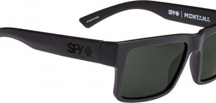 SPY+ presenta las gafas de Sol Montana