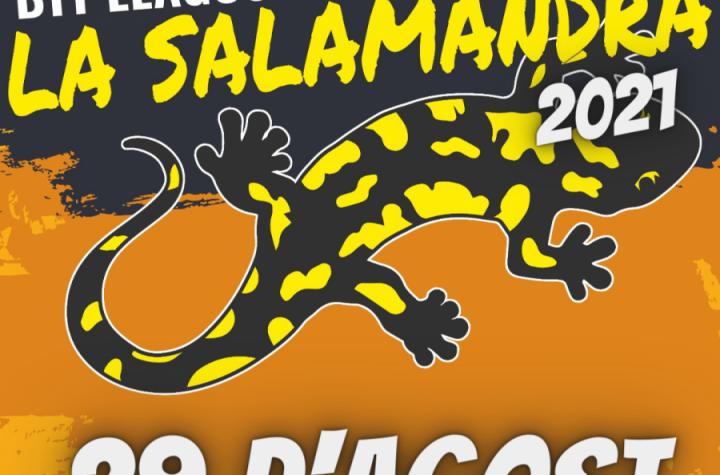 La Salamandra BTT de Llagostera se disputa el domingo