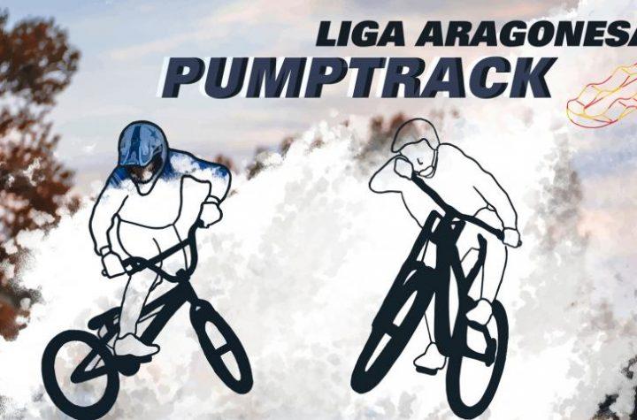 Nace la Liga Aragonesa Pumptrack
