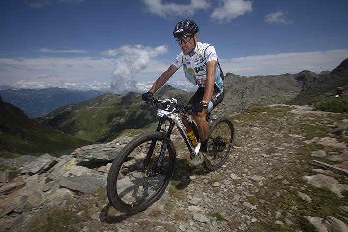 Milton Ramos campeón de la Iron Bike 2021