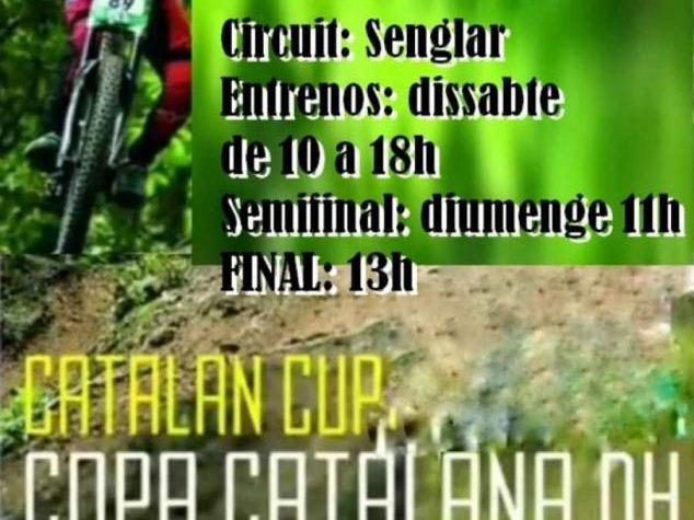La Molina acoge la Copa Catalana DH 2021