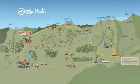 Vallnord – Pal Arinsal estrena dos nuevos circuitos de e-Bike en el sector de Arinsal.