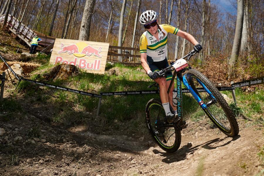 Evie Richards gana el XCO de Lenzerheide