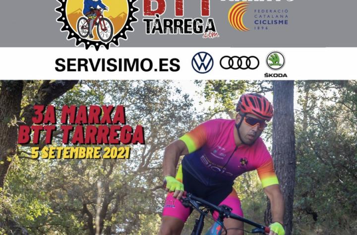 Tàrrega acoge este domingo el Campeonato de Cataluña de BTT Maratón