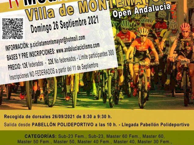 Montemayor abre la segunda parte de las 'DiputaciónCórdoba XCM Series 2021'