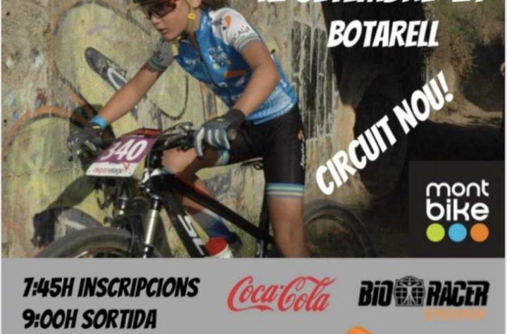 Botarell acoge la Montbike kids race de Copa Catalana Infantil