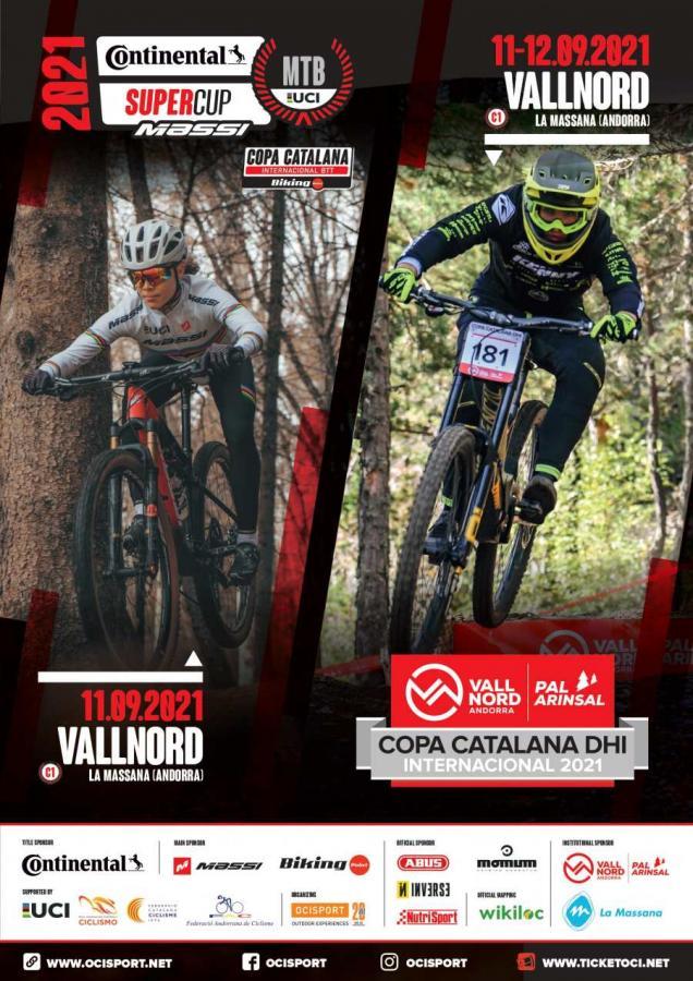 Vallnord, doble cita con la Copa Catalana Internacional de BTT y de DH