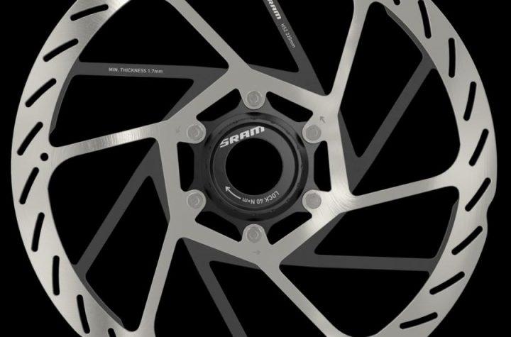 SRAM lanza nuevo Disco de Freno HS2