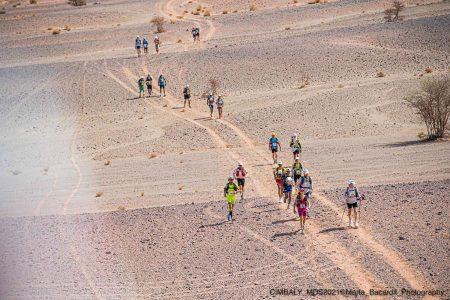 Dominio local en la 35° edición del Marathon des Sables