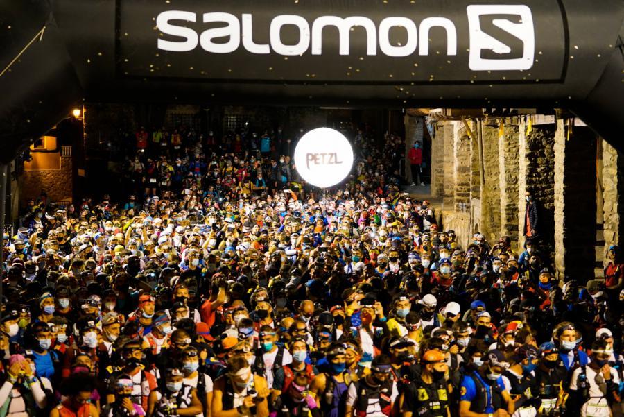 Kilian Jornet vuelve a ganar la Salomon Ultra Pirineu