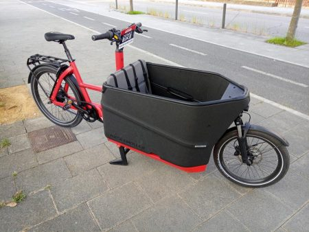 Probamos la e-bike Riese & Müller Packster 70 Touring