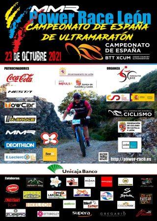 El Campeonato de España de Utramaratón se decide en la MMR Power Race de León