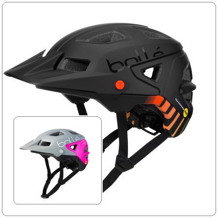 TRACKDOWN MIPS, el casco polivalente de Bollé para MTB