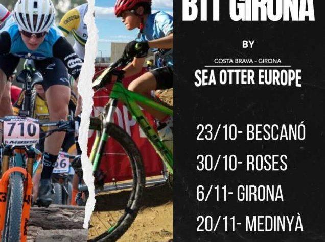 Nueva edición lel Open Escolar BTT Girona Kids by Sea Otter Europe