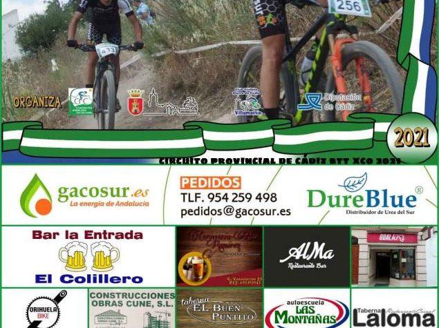 Villamartín acoge el Circuito Provincial Cádiz XCO