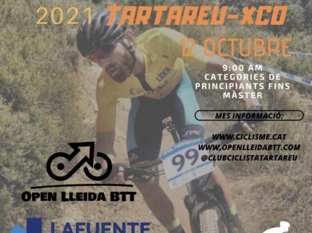 El próximo 12 de Octubre el Open Lleida BTT llega a Tartareu