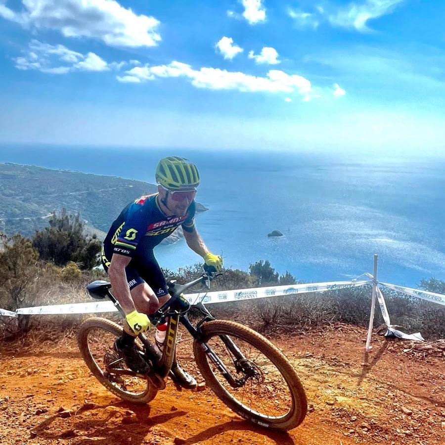 La Isla de Elba acoge el Campeonato del Mundo de MTB Maratón 2021