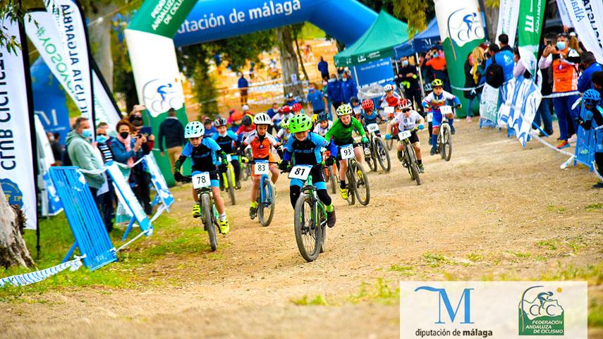 El 16 de octubre se disputará el I Rally BTT Escuelas – Caleta de Vélez – Actrion Bike Torre del Mar