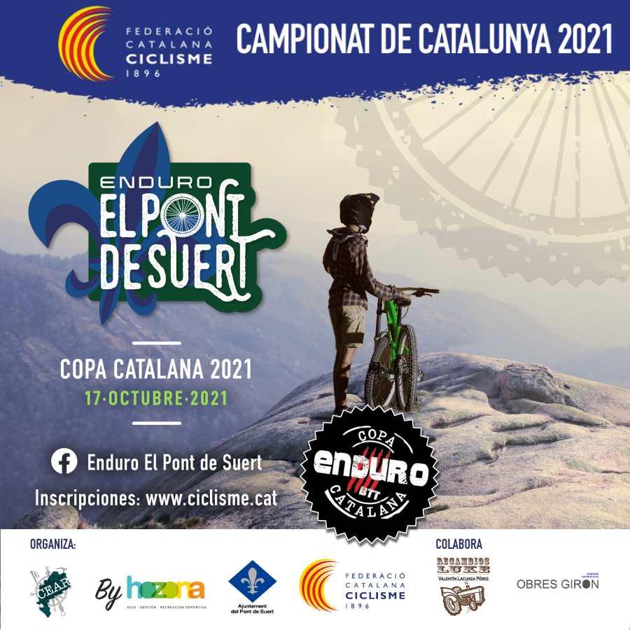 El Campeonato de Cataluña de Enduro BTT llega al El Pont de Suert