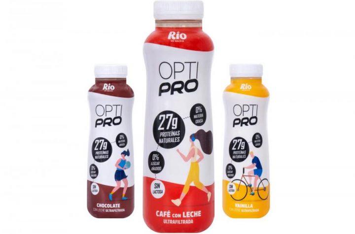 Opti Pro, la nueva bebida hiperproteica para deportistas